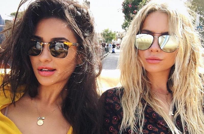 Δύο φίλες, top models γίνονται συνοδοί κυριών